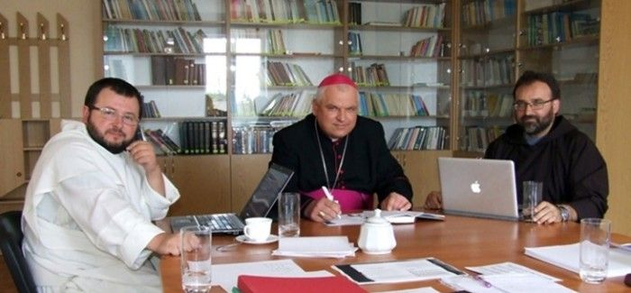 Літургійна комісія готує нові тексти українською