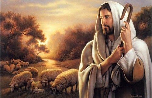 Пастир, що знає овець