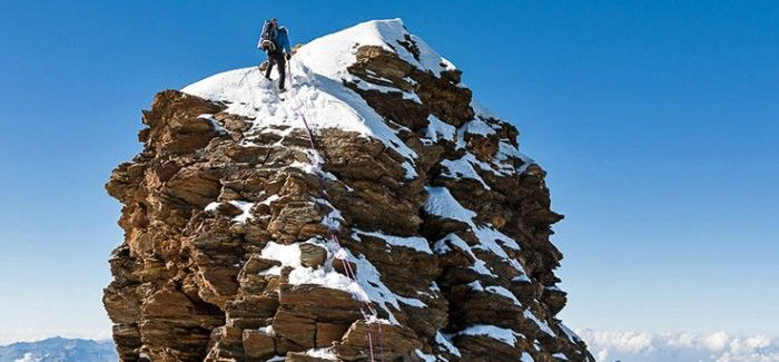 Піднятися на гору