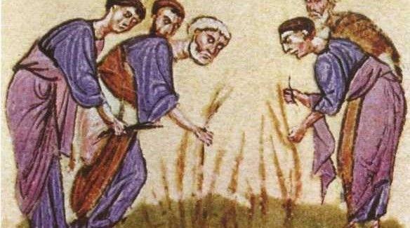 Субота очима фарисеїв