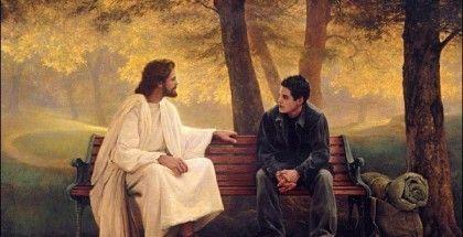 Христос і учень